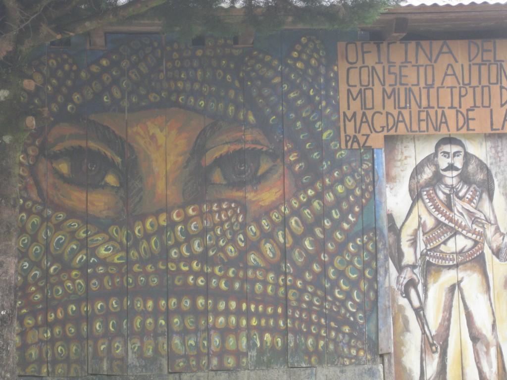 Oventik Mural 4