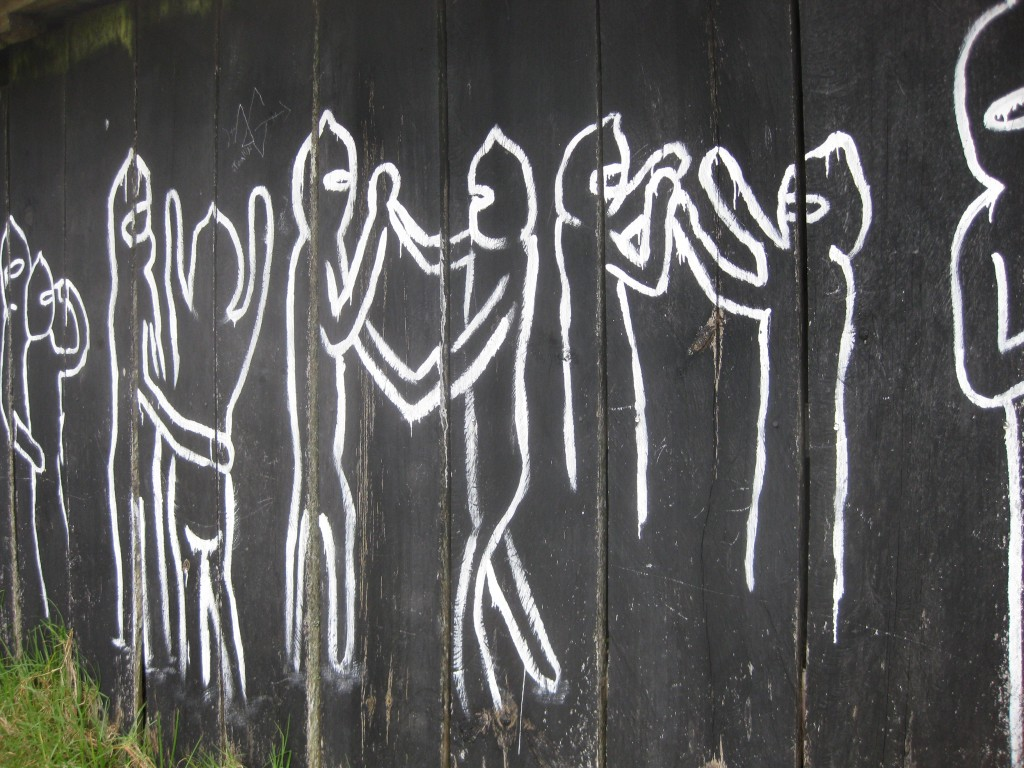 Oventik Mural