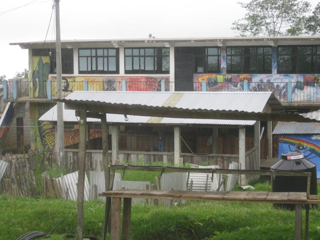 Oventik School 1