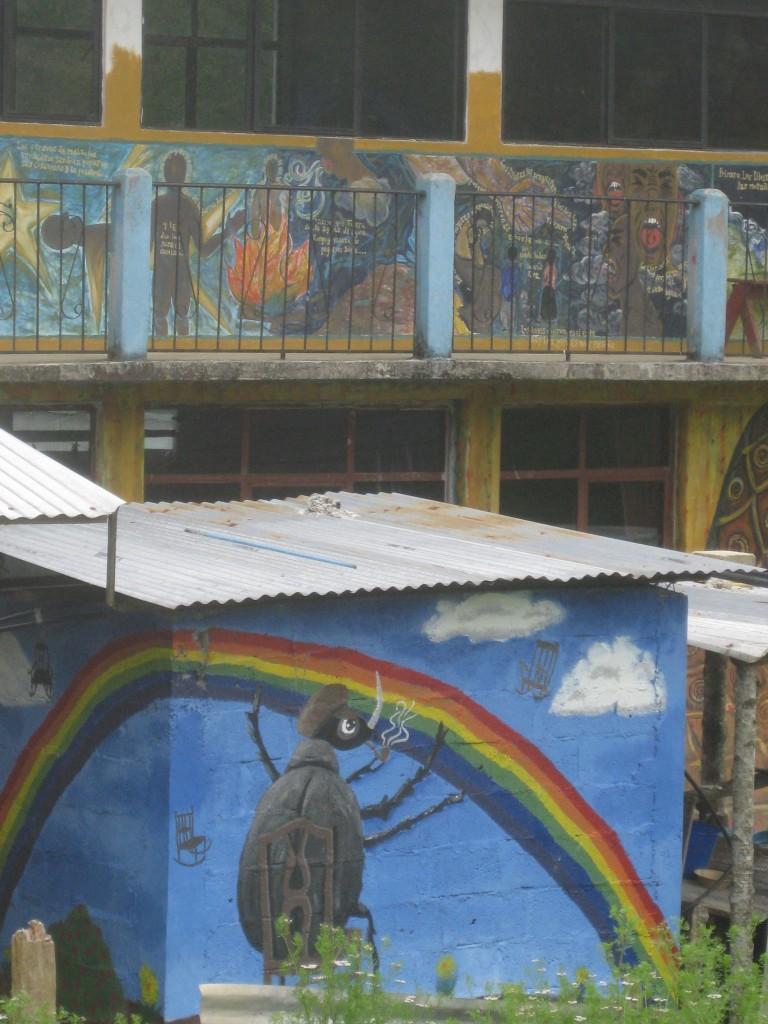 Oventik School 2