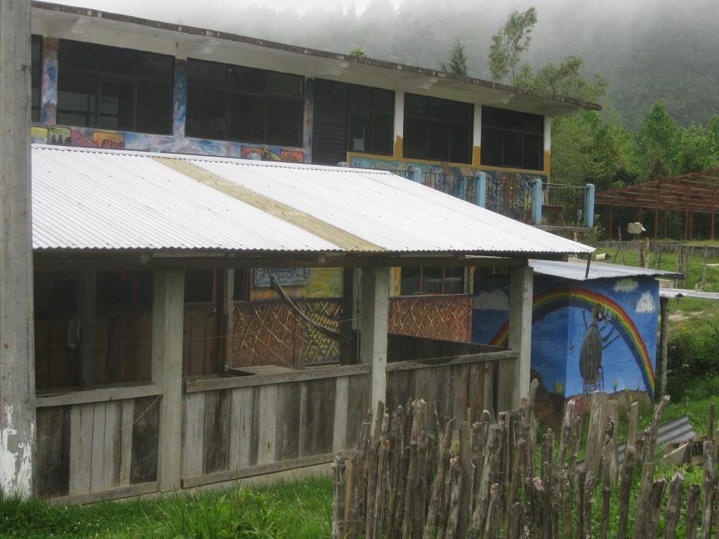 Oventik School 4